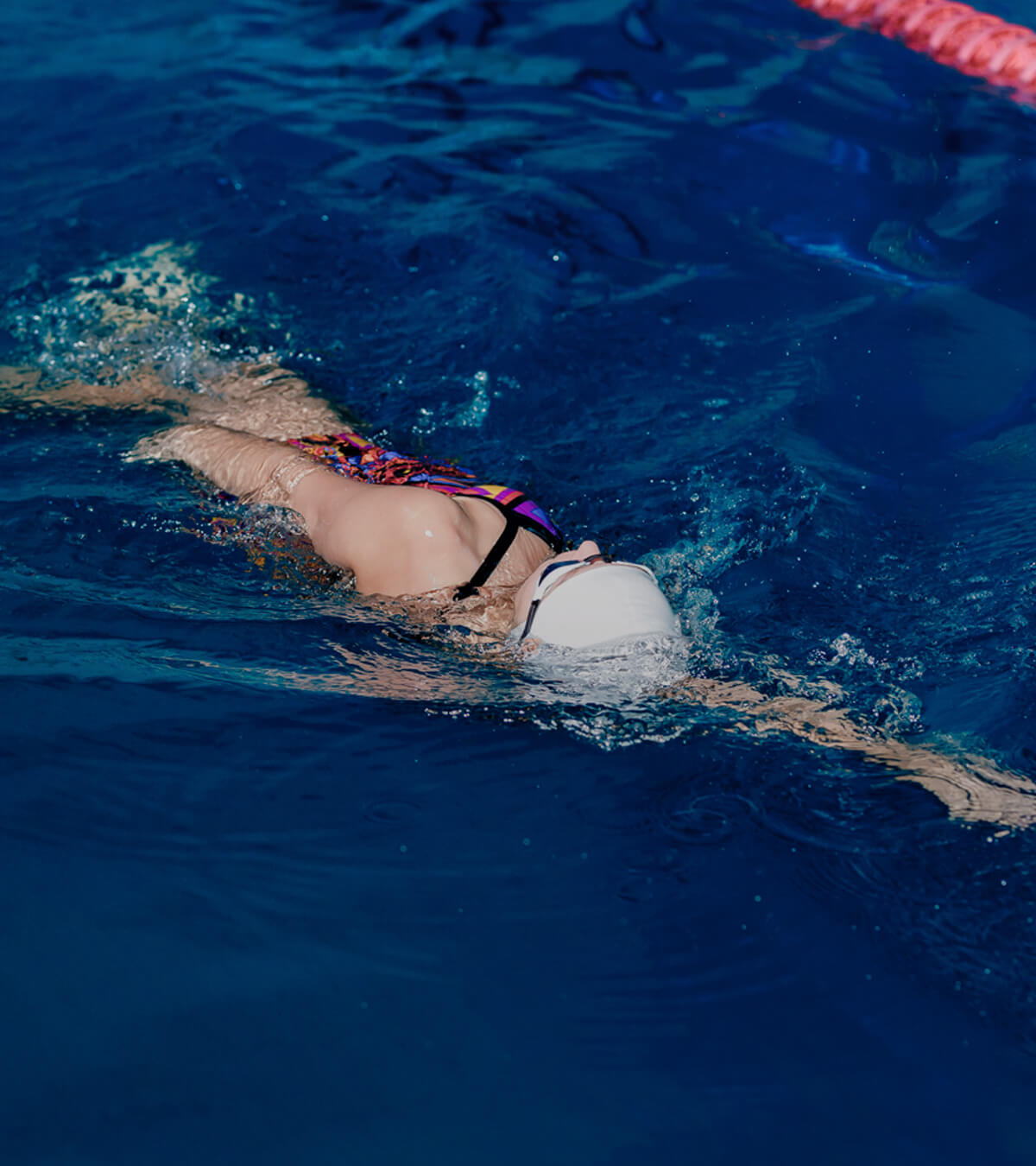 Improve your swimming fitness with our 20 session programme
